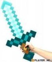 MineCraft Foam Diamond Sword (276) /Toys