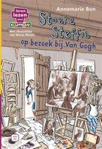 Stoere Steffie - Stoere Steffie op bezoek bij van Gogh