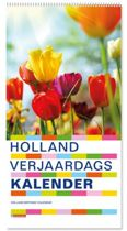 Verjaardagskalender Mooi Holland