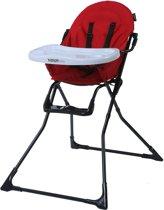 Titaniumbaby iDinner! - Kinderstoel - Red