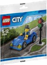 LEGO City Sportauto en Stoplicht - 30349