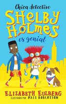 Chica Detective Shelby Holmes Es Genial