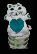 Pampertaart kat
