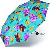 Adventure Bags Opvouwbare Paraplu - Tropical Flowers - Super Mini