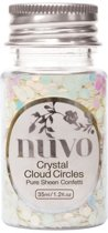 Tonic Studios Nuvo confetti 35ml crystal cloud circles