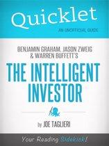 The Intelligent Investor, by Benjamin Graham, Jason Zweig, and Warren Buffett - A Hyperink Quicklet (Investing, Finance)