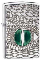Aansteker Zippo Armor Case Dragon Eye