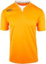 Robey Shirt Catch SS - Voetbalshirt - Neon Orange - Maat L