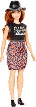 Barbie Fashionistas Lovin Leopard - Curvy - Barbiepop
