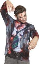 Fotorealistisch shirt Zombie