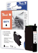Peach E071 - Inktcartridge / Zwart