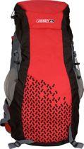 Abbey Trekking - Backpack - 50 Liter - Rood
