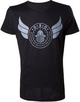 Officieel gelicenseerd - Resident Evil - D.S.O. T-shirt - Heren - S