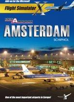 Mega Airport Amsterdam - Microsoft Flight Simulator X Add-on - Windows download