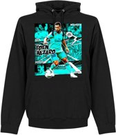 Real Madrid Hazard Comic Hoodie - Zwart - L