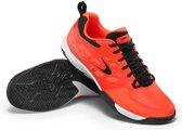 Dita STBL 500 Indoor  8017.022 - Hockeyschoenen - Fluo red/Black - Unisex Maat 10
