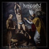 Rotting Christ - Heretics -Clamshel-