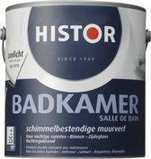 Histor Badkamer Muurverf 2 5 liter Zonlicht