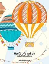 Hei luftballon-Malbuch F r Erwachsene 1