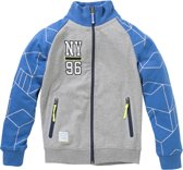 Twinlife Sweat vest  Blauw - 128