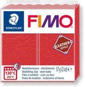 Fimo Effect leather 57 g watermeloen 8010-249 (04-19)