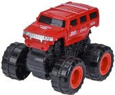 Tender Toys Monstertruck Rood 9 Cm