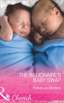The Billionaire's Baby Swap (Mills & Boon Cherish) (The Montanari Marriages, Book 1)