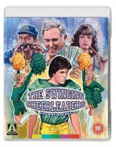 Swinging Cheerleaders (dvd)