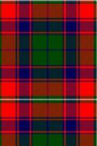 Clan Belshes Tartan 100 Page Lined Journal/Notebook