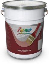 10 Liter Betonverf (betoncoating) voor vloeren en wanden 1 component transparant