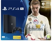 Sony PlayStation 4 Pro 1TB FIFA 18 Ronaldo Edition - PS4