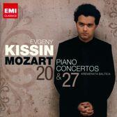 Mozart  Piano Concertos 20 & 2
