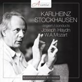 Stockhausen conducts Haydn and Mozart