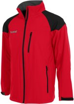 Hummel Authentic Soft Shell Jack - Jassen  - rood - XXL