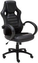 Clp Racing bureaustoel  SPEED Sport seat Racing - Gaming chair - zwart