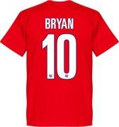 Costa Rica Bryan Team T-Shirt - M
