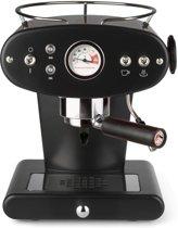 illy X1 Ground - Pistonmachine - Zwart (voor gemalen koffie)