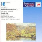 Brahms: Piano Concerto 2, Richard Strauss: Burleske