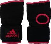 adidas Basic Bokshandschoenen - Unisex - zwart/roze