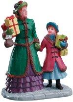 Lemax Christmas Shopping