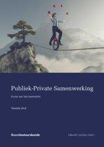 Studieboeken bestuur en beleid - Publiek-Private samenwerking