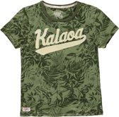 America Today Jongens T-shirt Elias jr. - Forrest - Maat 158/164