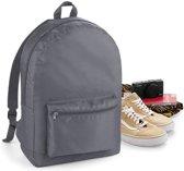 Packaway backpack, Graphite Grey/ Graphite Grey
