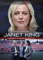 DVD cover van Janet King seizoen 3