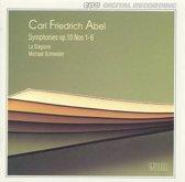 Abel: Symphonies op 10 / Schneider, La Stagione