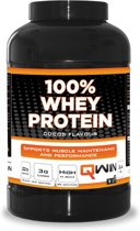 100% Whey Protein Cocos 2400 g