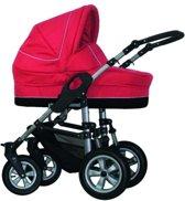 Livie Love - Kinderwagen - Monza Red