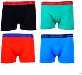 4 Pack Onderbroeken maat S katoenen Boxerhorts Pierre Cardin