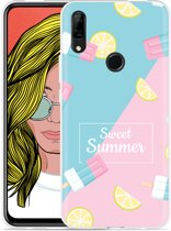 Huawei P Smart Z Hoesje Sweet Summer
