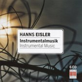Various - Eisler:Instrumentalmusik